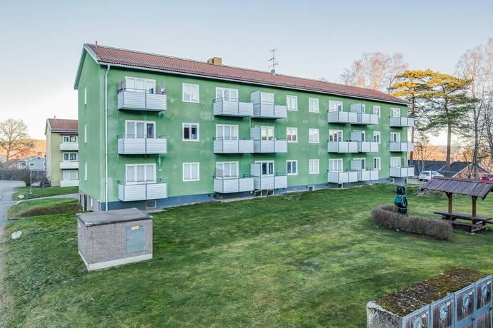 Bild: 1 rum bostadsrätt på Vindelgatan 15A, Ludvika kommun Högberget