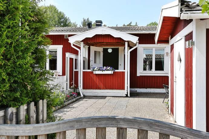 Bild: 4 rum radhus på Hallundavägen 121, Botkyrka kommun Botkyrka Hallunda