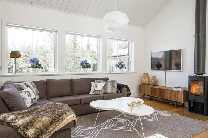 Bild: 3 rum bostadsrätt på Olarsvägen 24A, Malung-Sälens kommun Sälfjällstorget, Sälen