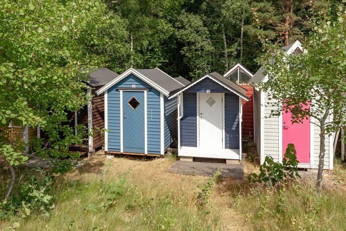 Bild: 1 rum fritidshus på Badhytt F26, Ystads kommun Sandskogen