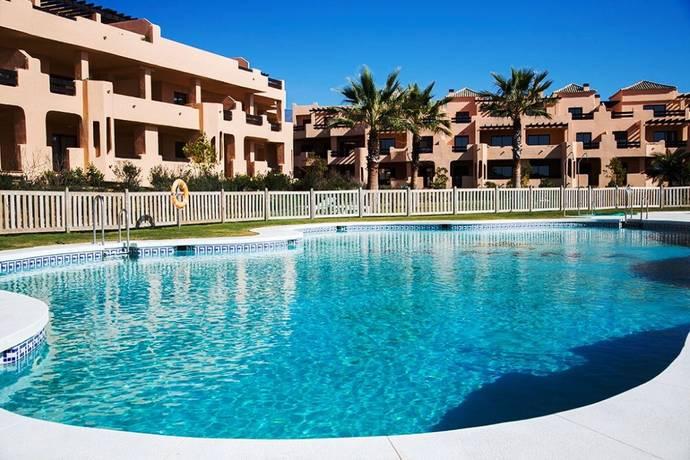 Bild: 3 rum bostadsrätt på Casares Beach, Spanien