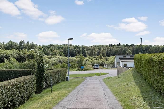 Bild: tomt på Gammelgårdsvägen 24, Ängelholms kommun Svenstorp