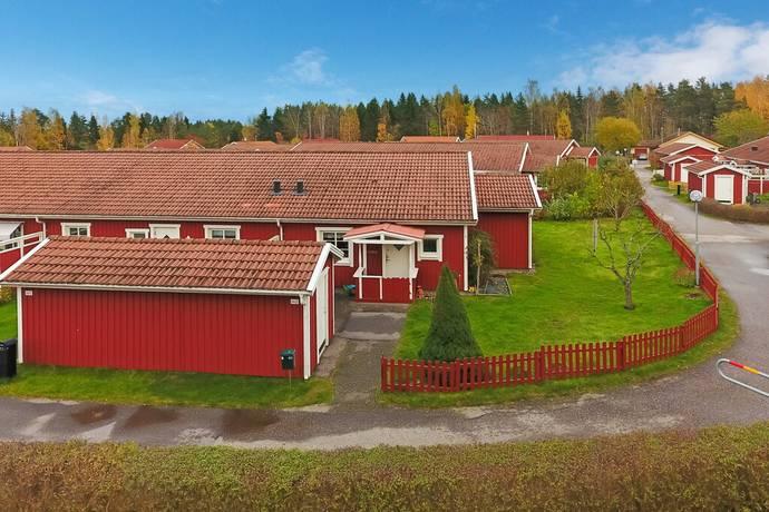 Bild: 3 rum radhus på Bidevindsgatan 44 D, Gävle kommun Andersberg