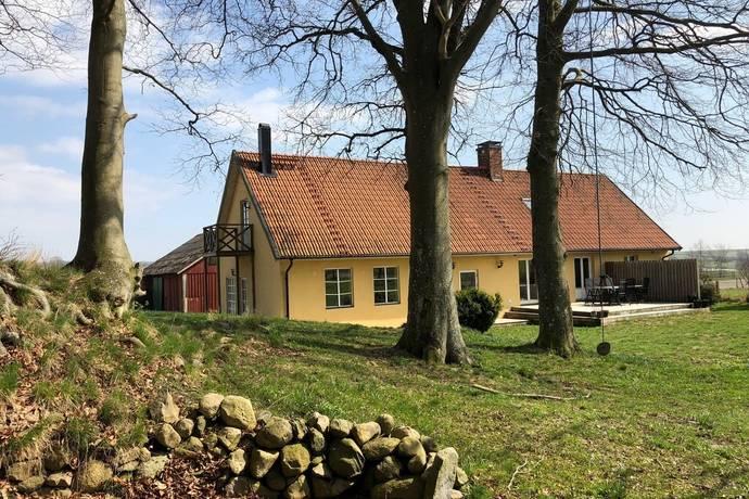 Bild: 5 rum gård/skog på Janstorp 23, Skurups kommun Skurup