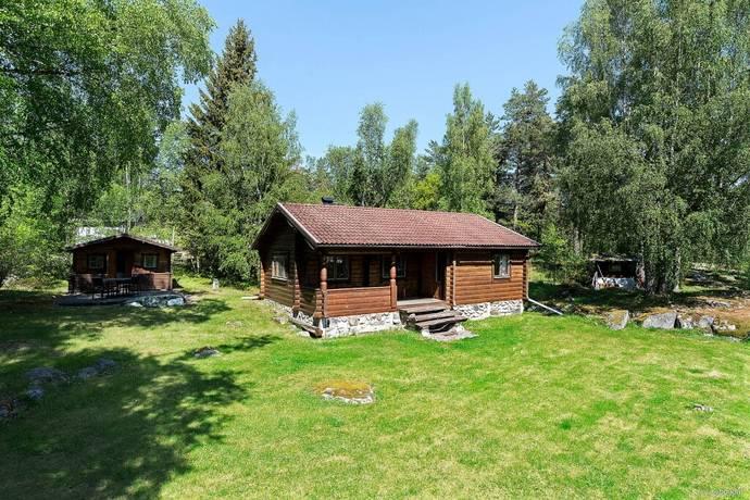 Bild: 4 rum fritidshus på Björnbärsvägen 4, Valdemarsviks kommun Kaggebo