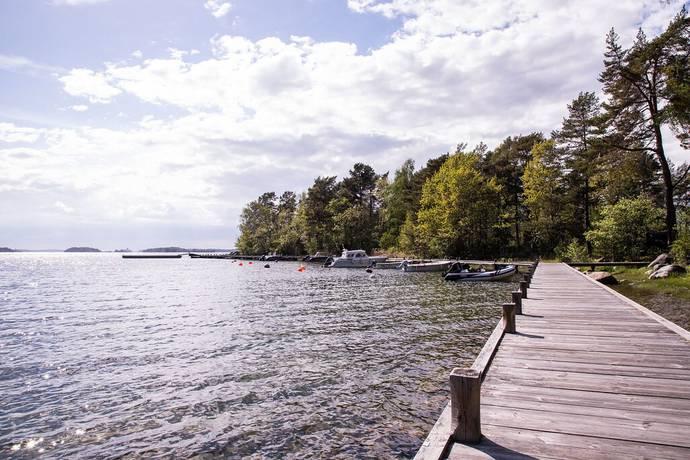 Bild: 2 rum fritidshus på Hamnviksvägen 8, Norrtälje kommun Hamnviken
