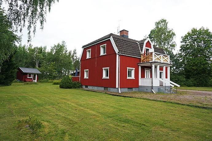 Bild: 7 rum villa på Storgatan 91, Högsby kommun Ruda Högsby Småland