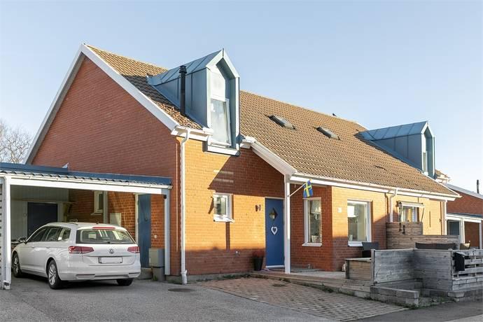 Bild: 4 rum bostadsrätt på Smedjegatan 41, Trelleborgs kommun Anderslöv