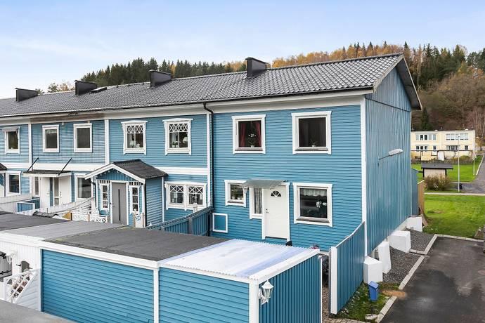 Bild: 5 rum radhus på Kärrvägen 11, Ale kommun