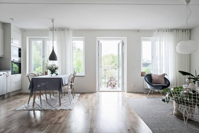 Bild: 2 rum bostadsrätt på Klåvavägen 70, Göteborgs kommun Hovås