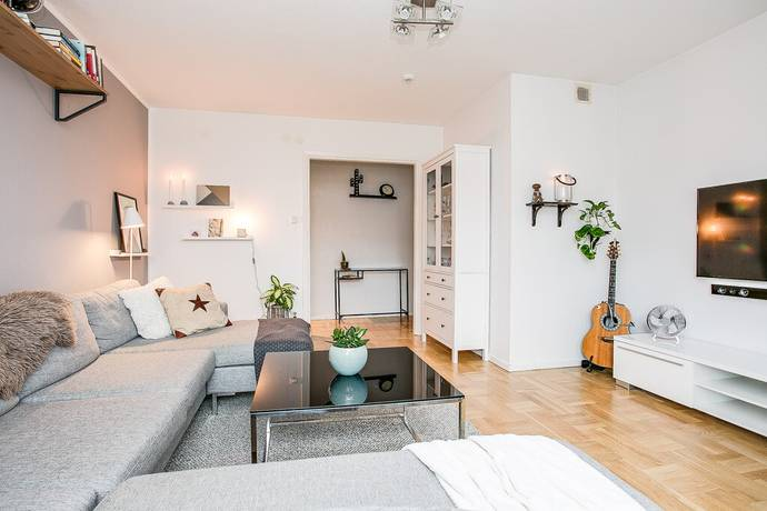 Bild: 3 rum bostadsrätt på Nygatan 10, Karlstads kommun Haga