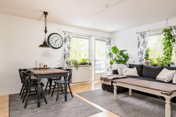 Bild: 2 rum bostadsrätt på Märkargatan 15, Borlänge kommun Kvarnsveden