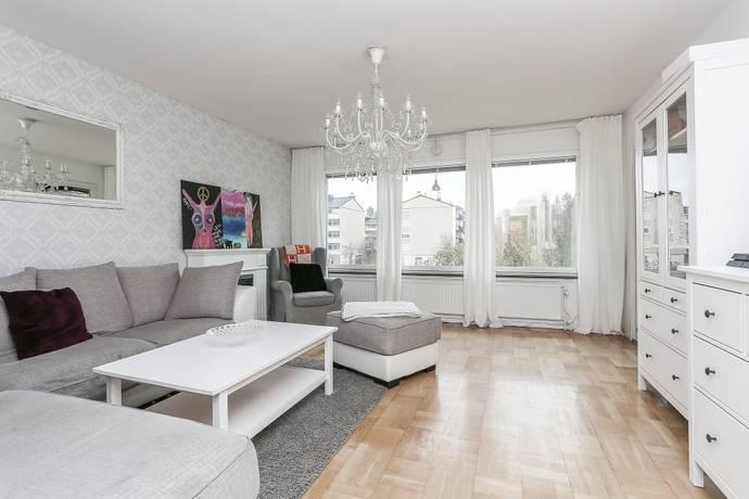 Bild: 3 rum bostadsrätt på Norra skjutbanegatan 33A, Västerås kommun