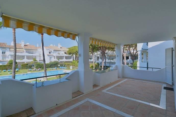 Bild: 3 rum bostadsrätt på Stor fin lägenhet med 100 meter till stranden, Spanien Marbella - Atalaya
