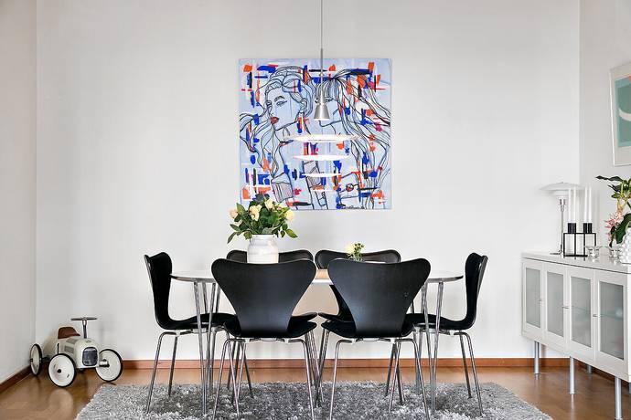 Bild: 3 rum bostadsrätt på Limhamnsvägen 10B, Malmö kommun Ribersborg