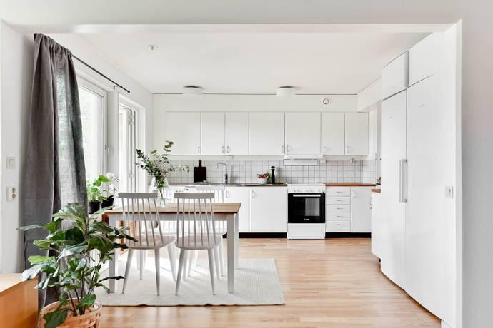 Bild: 2 rum bostadsrätt på Törelvägen 132, Umeå kommun Ersboda