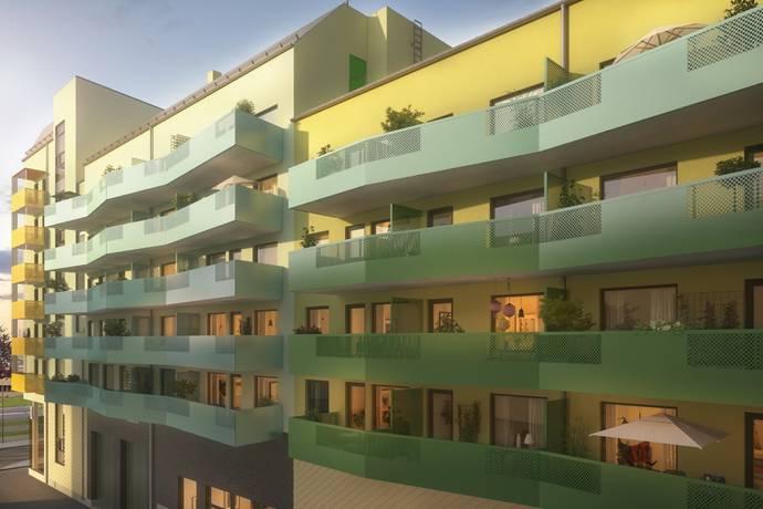 Bild: 2 rum bostadsrätt på Gamla Kronvägen, Partille kommun Partille Port