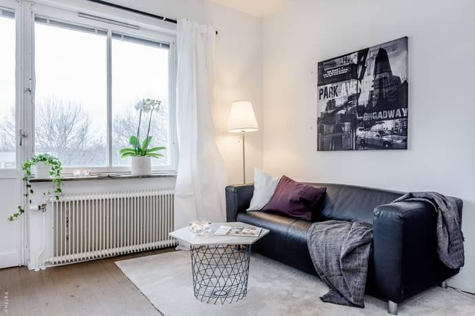 Bild: 2 rum bostadsrätt på Valutavägen 86, Stockholms kommun Hägerstensåsen