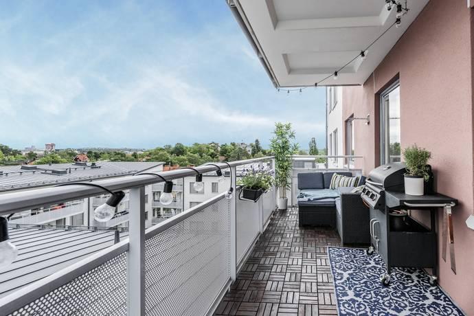 Bild: 3 rum bostadsrätt på Mariehällstorget 6, 6tr, Stockholms kommun Bromma / Annedal