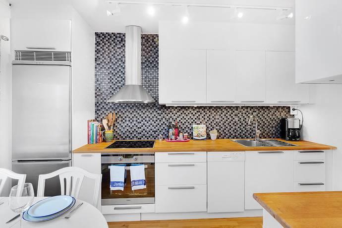 Bild: 2 rum bostadsrätt på Rådjursstigen 26, Solna kommun Bergshamra