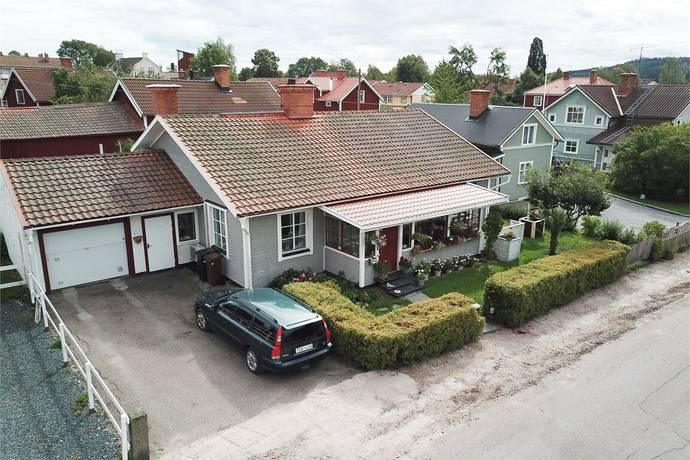 Bild: 3 rum villa på Sturegatan 26, Hedemora kommun Centralt