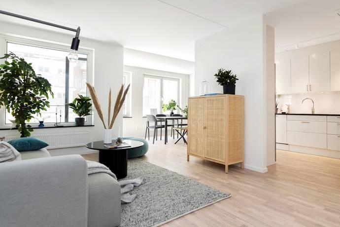 Bild: 4 rum bostadsrätt på Virkesvägen 9J, 2-1301, Stockholms kommun Hammarby Sjöstad