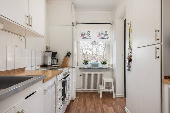 Bild: 3 rum bostadsrätt på Johannedalsvägen 44, Sundsvalls kommun Sundsbruk