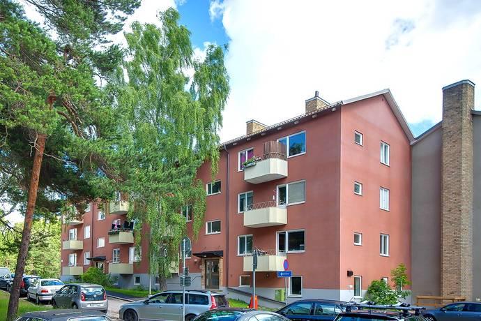 Bild: 3 rum bostadsrätt på Cirkelvägen 22, Stockholms kommun Gubbängen