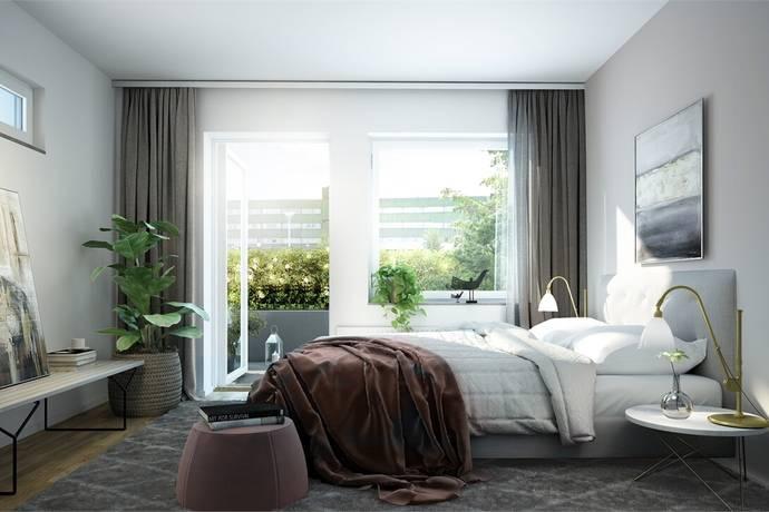 Bild: 2 rum bostadsrätt på Scheele Promenad, Lunds kommun Tuna