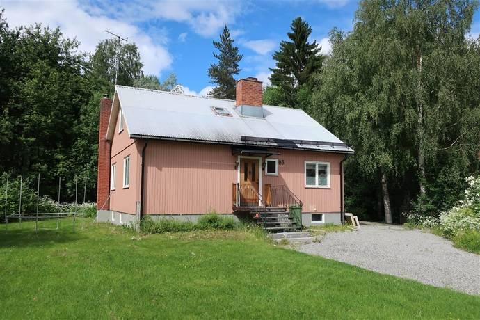 Bild: 5 rum villa på Grundtjärnsvägen 63, Lycksele kommun Södermalm