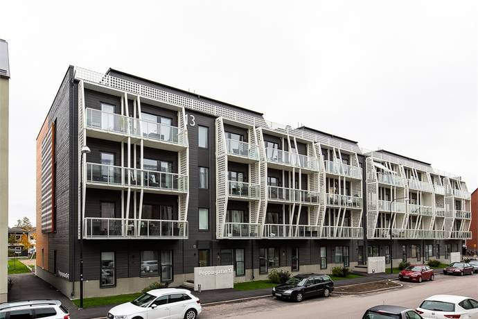 Bild: 3 rum bostadsrätt på Peppargatan 13, Örebro kommun Sörbyängen