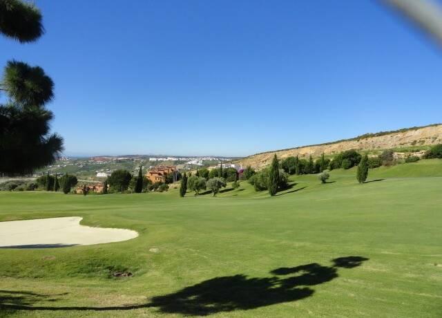 Bild: 4 rum bostadsrätt på Trädgårdslägenhet beläget med gångavstånd till golfbana!, Spanien Casares Playa