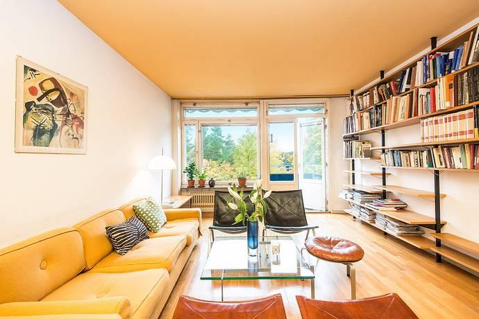 Bild: 4 rum bostadsrätt på Fjugestagränd 13, Stockholms kommun Bandhagen - Ormkärr