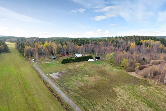 Bild: tomt på Kasamark 57, Umeå kommun Kasamark