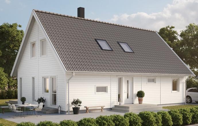 Bild: 3 rum villa på Solvägen 10A, Tyresö kommun Hanviken