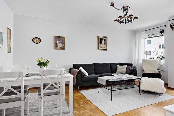 Bild: 2 rum bostadsrätt på Södra Stapeltorgsgatan 20A, Gävle kommun Söder
