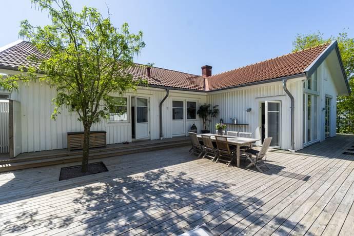 Bild: 6 rum villa på Hökvägen 13, Halmstads kommun Haverdal