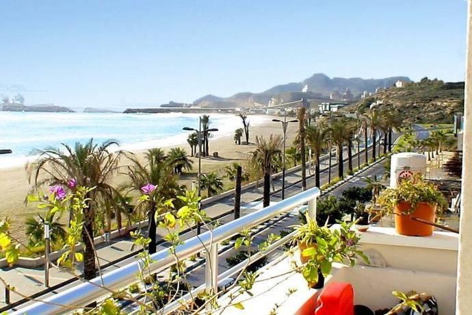 Bild: 3 rum bostadsrätt på Carboneras, Spanien Almería