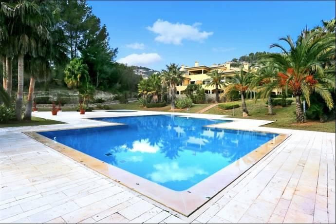 Bild: 4 rum bostadsrätt på Apartment, Mallorca - Son Vida, ES, Spanien Son Vida