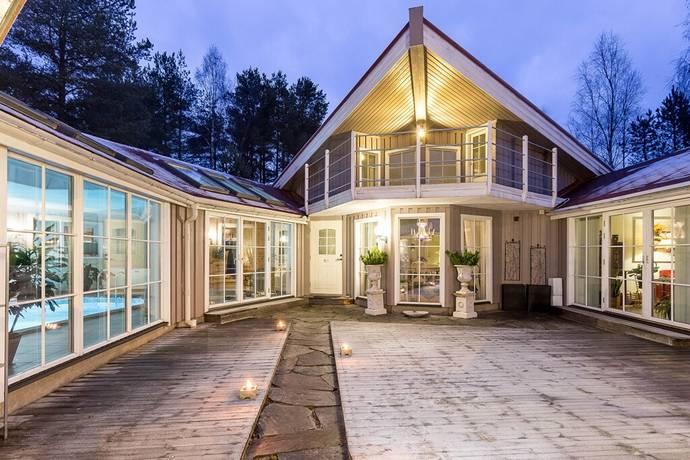 Bild: 6 rum villa på Granhultsliden 15, Karlstads kommun Granhult