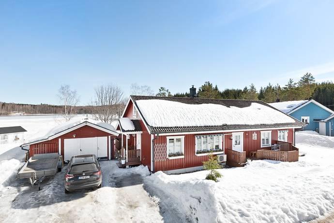 Bild: 7 rum villa på Hovrättsvägen 34, Hofors kommun Fagersta by