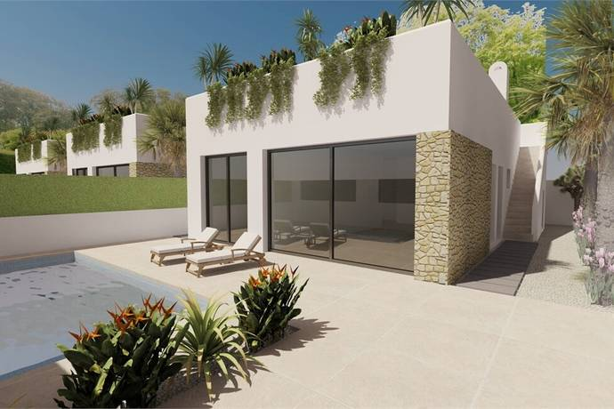 Bild: 4 rum villa på Nyproduktion, Spanien San Javier | Murcia