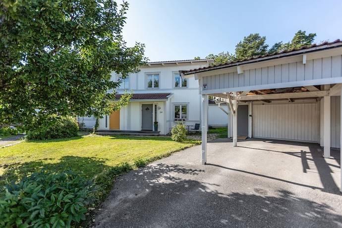 Bild: 6 rum radhus på Apelvägen 34, Värmdö kommun Gustavsberg Ösby grind