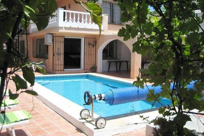 Bild: 5 rum villa, Spanien TORREBLANCA, FUENGIROLA