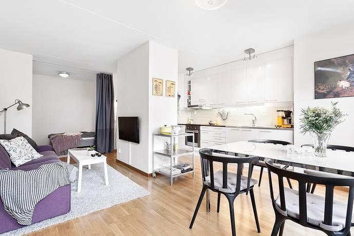 Bild: 1,5 rum bostadsrätt på Hildebergsvägen 22, Stockholms kommun Liljeholmskajen/Sjövikshöjden