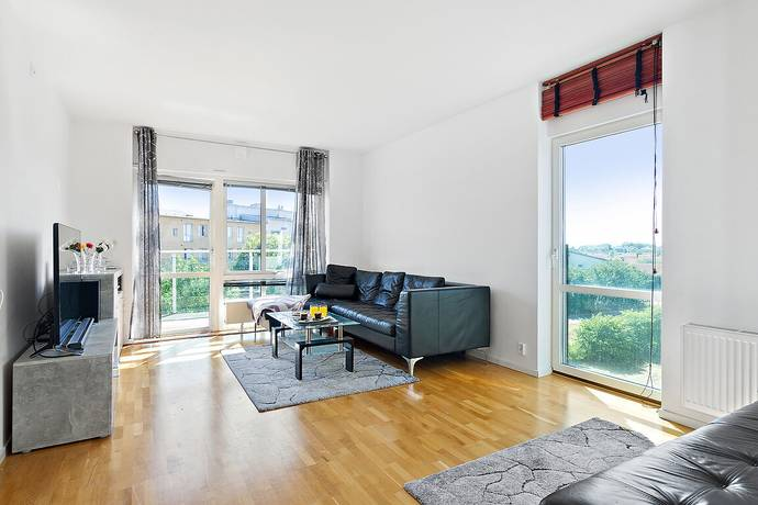 Bild: 3 rum bostadsrätt på Vagnmakarebyn 2C, Malmö kommun Bunkeflostrand / Annestad
