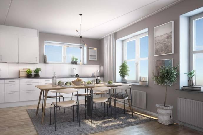Bild: 2 rum bostadsrätt på Falkenbergsgatan 4A, Göteborgs kommun Södra centrum