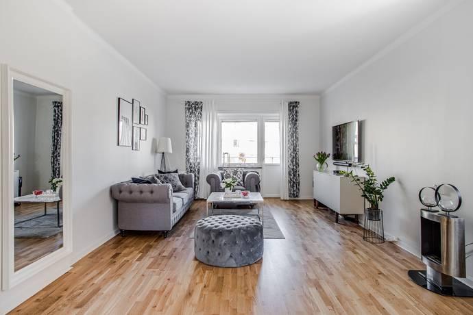 Bild: 2 rum bostadsrätt på Himmelstalundsvägen 25, Norrköpings kommun Beckershov