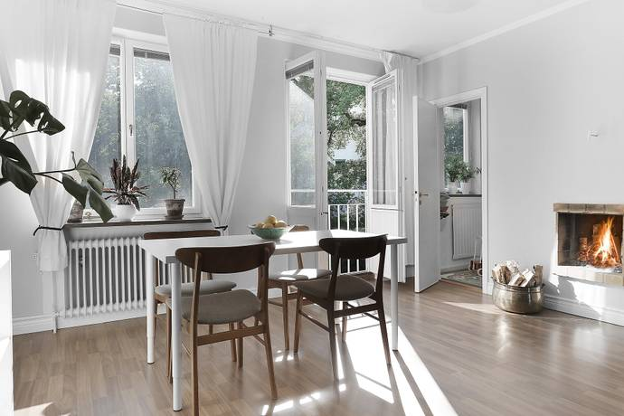 Bild: 2,5 rum bostadsrätt på Sjöbjörnsvägen 15B, vån 1, Stockholms kommun Gröndal