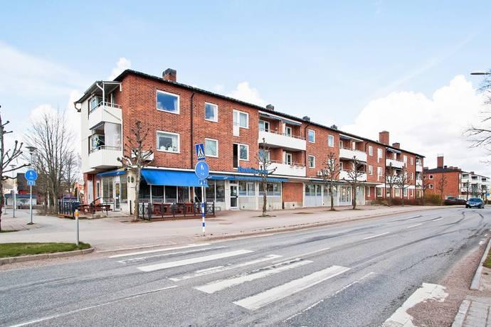Bild: 3 rum bostadsrätt på Stationsgatan 8D, Hallstahammars kommun